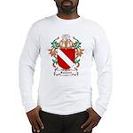 Folliott Coat of Arms Long Sleeve T-Shirt