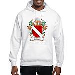 Folliott Coat of Arms Hooded Sweatshirt