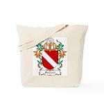 Folliott Coat of Arms Tote Bag