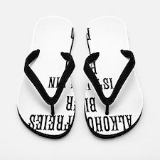 Alkoholfrei Flip Flops