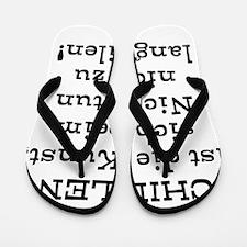 chillen Flip Flops