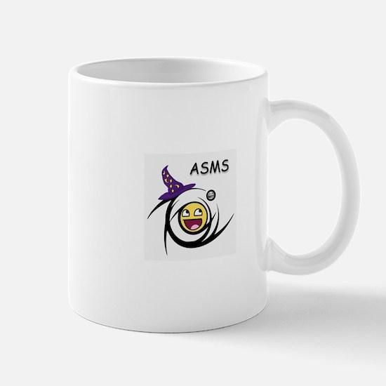 ASMS Wiki Logo Mug