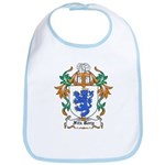 Fitz Rery Coat of Arms Bib