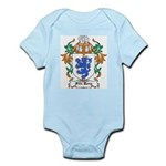 Fitz Rery Coat of Arms Infant Creeper