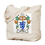Fitz Rery Coat of Arms Tote Bag
