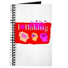 I Love Baking Journal