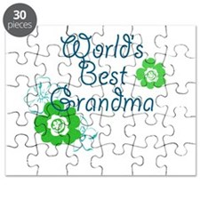 Worlds Best Grandma Puzzle