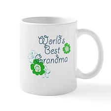 Worlds Best Grandma Mug
