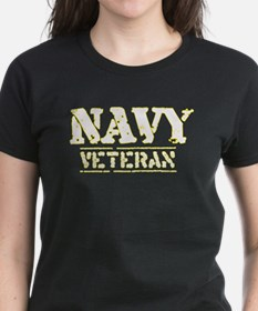 navy vet dark T-Shirt