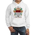 Fitz Oliver Coat of Arms Hooded Sweatshirt