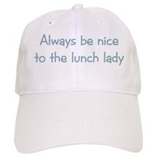 Lunch Lady Baseball Cap