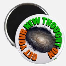 Get your New Thought on Magnet