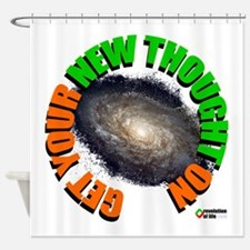 Get your New Thought on Shower Curtain