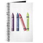 Four Crayons Journal