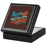 RomNO Mitts Off Keepsake Box