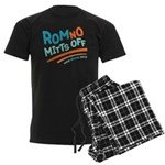 RomNO Mitts Off Men's Dark Pajamas