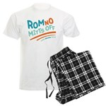 RomNO Mitts Off Men's Light Pajamas