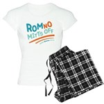 RomNO Mitts Off Women's Light Pajamas