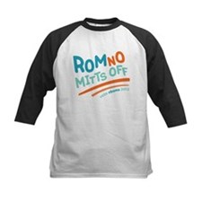 RomNO Mitts Off Tee