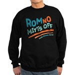 RomNO Mitts Off Sweatshirt (dark)
