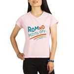 RomNO Mitts Off Performance Dry T-Shirt