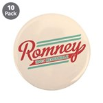 "Romney Reversible 3.5"" Button (10 pack)"