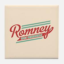 Romney Reversible Tile Coaster