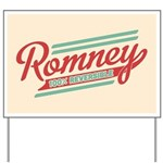 Romney Reversible Yard Sign