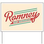 Romney Reversible Yard Sign