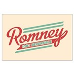 Romney Reversible Large Poster