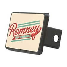 Romney Reversible Hitch Cover