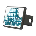 Dont Make Mittstake Rectangular Hitch Cover