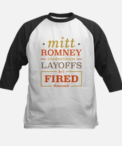Romney Layoffs Tee