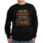 Romney Layoffs Sweatshirt (dark)