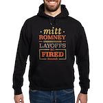 Romney Layoffs Hoodie (dark)
