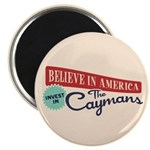 "Invest in Caymans 2.25"" Magnet (10 pack)"