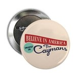 "Invest in Caymans 2.25"" Button"