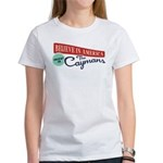Invest in Caymans Women's T-Shirt