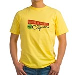 Invest in Caymans Yellow T-Shirt