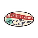 Invest in Caymans Patches