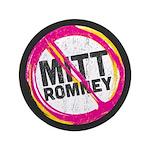 "Anti Romney 3.5"" Button"