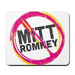 Anti Romney Mousepad