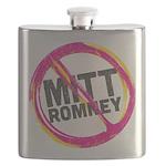 Anti Romney Flask