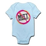 Anti Romney Infant Bodysuit