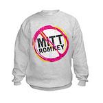 Anti Romney Kids Sweatshirt