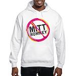 Anti Romney Hooded Sweatshirt