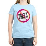 Anti Romney Women's Light T-Shirt