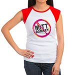 Anti Romney Women's Cap Sleeve T-Shirt