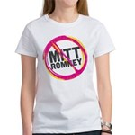 Anti Romney Women's T-Shirt