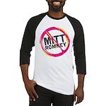 Anti Romney Baseball Jersey